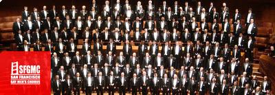 gay men's chorus SF