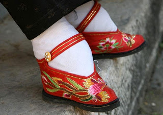 pieds-bandes-chine