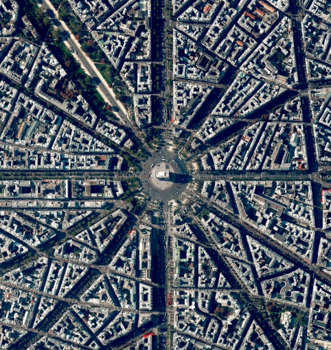 7/14/2016 Bastille Day Paris, France 48.8738°N 2.2950°E  Today is Bastille Day or La Fête National as its known in France. The holiday commemorates the start of the French Revolution which began in 1789 with the Storming of the Bastille, a fortress and prison. In modern times, the day's most celebrated event is a military parade through Paris that begins at the Arc de Triomphe - seen in this Overview - and ends at Place de la Concorde. Joyeux Quatorze Juliet!
